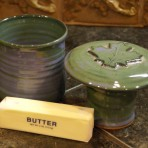 French Butter Keeper