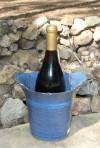 Wine Chiller/Utensil Holder
