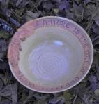 """Nature""  Bowl"