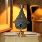 Birdhouse Lamp Finial